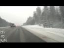 Самые жесткие аварии на дорогах