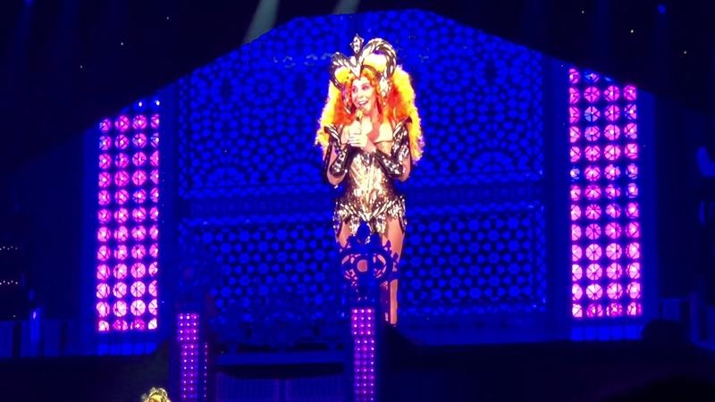 Cher - Here We Go Again! Tour 2018 | Brisbane