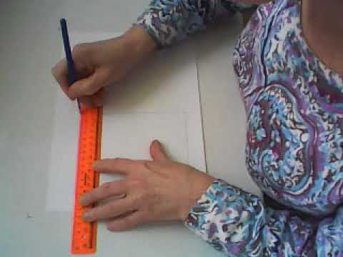 Курсы кройки и шитья. Юбка со шлицей 1