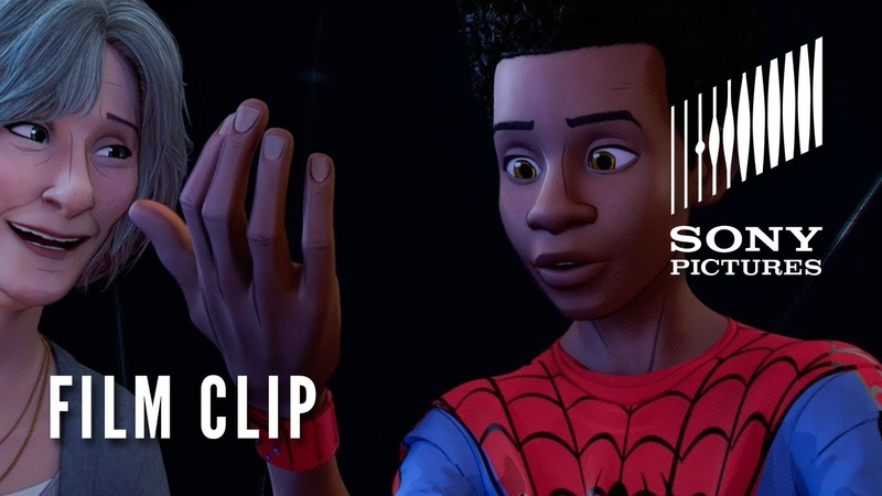 SPIDER-MAN: INTO THE SPIDER-VERSE Clip - Leap of Faith