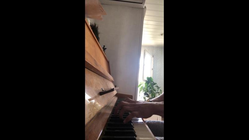 Jason becker - serrana (piano cover)