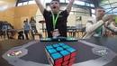 Топ 5 мировых рекордов по кубику Рубика 3×3×3