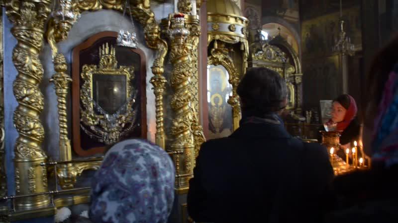 Преображенский Собор. Икона Николы Ратного