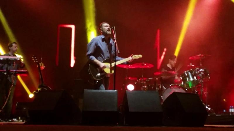 11 апреля 2018г., Концерт Сплин в Тюмени, Гни свою линию
