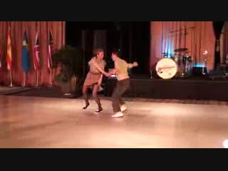 ILHC 2011 - Classic Lindy - Nicolas Deniau _ Mikaela Hellste