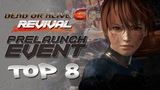 Dead or Alive 6 Pre-release Tournament Part 2- Top 8 &amp Finals