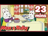 Max &amp Ruby Hide and Seek Max's Breakfast Louise's Secret - Ep. 2