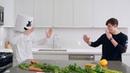 How To Make Fortnite Chug Jug Smoothies (Feat. Landon) | Cooking with Marshmello