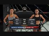 ONE Heart of The Lion Michelle Nicolini vs. Tiffany Teo