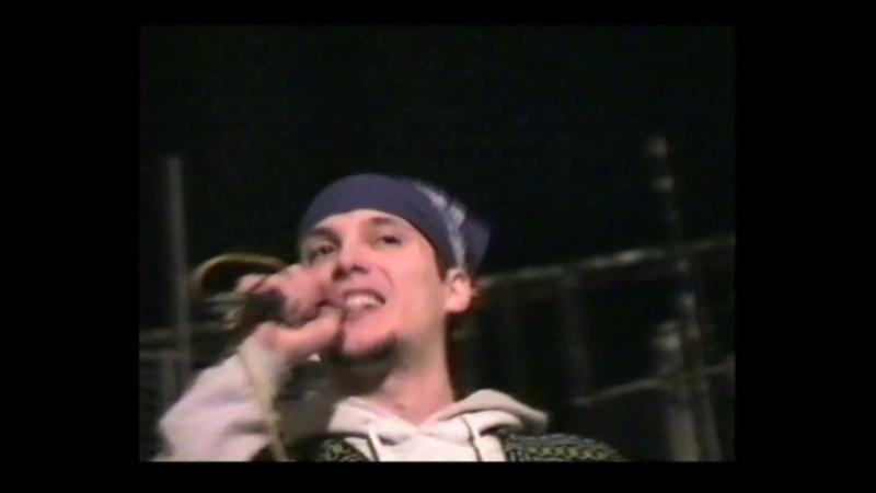Bad Balance исполнили Джаз это немузыка в Москве 1994 г видео