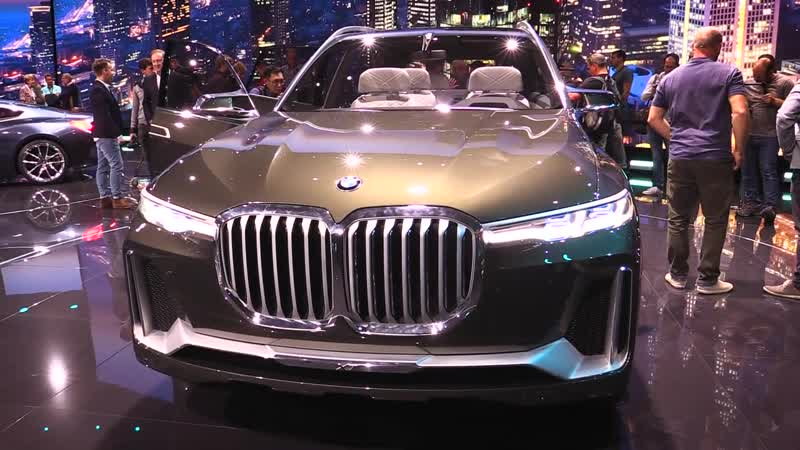 ЛИНКОР ИМПЕРИИ BMW X7 БОЛЬШОЙ ТЕСТ ДРАЙВ ДНЕВНИКИ IAA