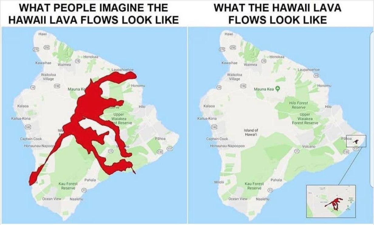 И ещё разок о Гавайях.