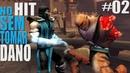 Mortal Kombat Shaolin Monks HARD 02 EVIL MONASTERY LIVING FOREST | SUB-ZERO (PS2)【4K 60fps】【TAS】