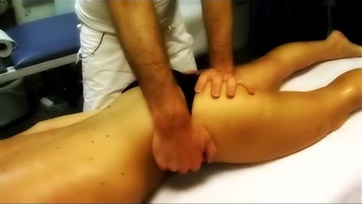 Мастер класс Техники глубокого массажа всего тела Сергей Щуревич