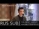Enders Game. Interview with Asa Butterfield. Whats up Hollywood