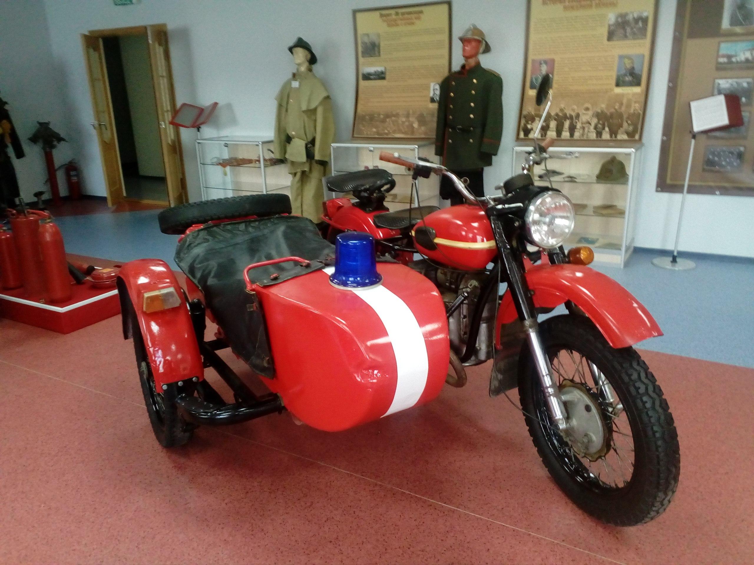 Вот и готов новый экспонат для будущего музея (выставки) пожарной охраны в г.
