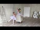 Backstage ballet - 3