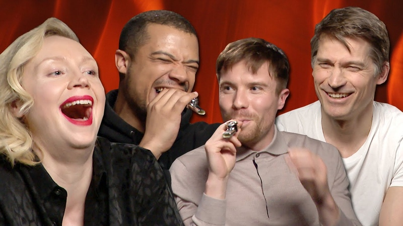 Game of Thrones Cast Play Theme Tune On A Kazoo In The BIG GoT Pub Quiz | PopBuzz Meets