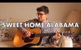 Sweet Home Alabama - Lynyrd Skynyrd (INSTRUMENTAL Fingerstyle guitar cover) + FREE TABs