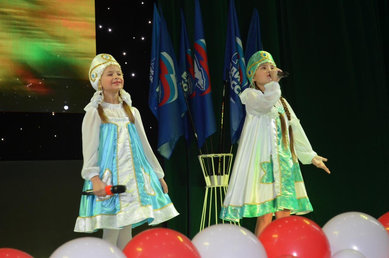 11 декабря в зале центра культуры и досуга состоялось торжественное вручение сертификата.