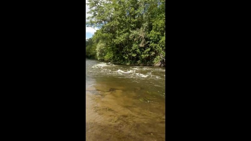 Быстрая река Кондурча