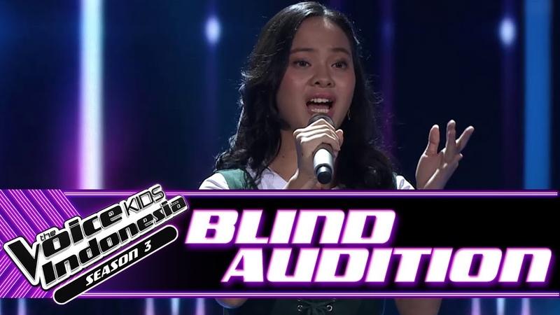 Glorivay Pemeran Utama Blind Auditions The Voice Kids Indonesia Season 3 GTV 2018
