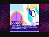 My Little Pony Goes 8-Bit - Save Equestria from Lord Tirek!!