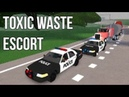 UDPD FR S2E5 TOXIC WASTE ESCORT Ultimate Driving Roleplay