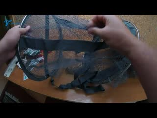 Садок под рыбу Toppory Диаметр 25 - 34 см Длина 160 - 200 см