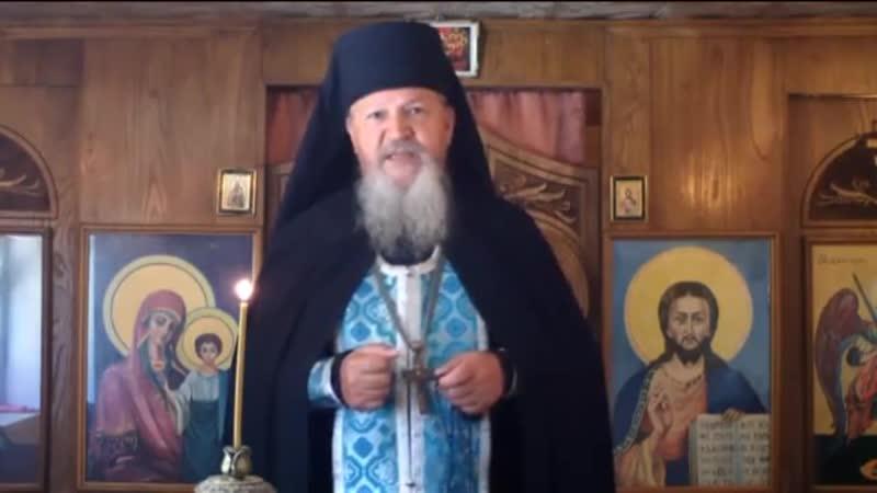 Спасите Иерусалимского Патриарха ИРИНЕЯ Иеромонах Антоний Шляхов