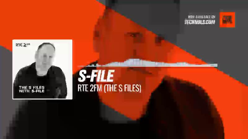 @itssfile - RTE 2FM (The S Files) Periscope Techno music