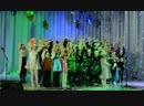 Рождественская ёлка главы администрации Рязанского района. Фрагмент праздничного концерта