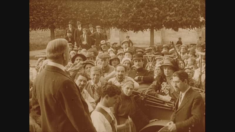 Французские матери / Mères françaises (Рене Эрвиль / René Hervil (Rene Hervil), Луи Меркантон / Louis Mercanton) [1917, Франция,