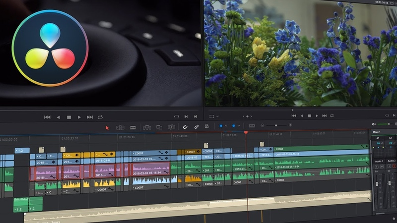 5 tips to speed up editing with DaVinci Resolve