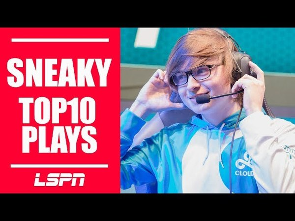 Sneaky - TOP 10 PLAYS