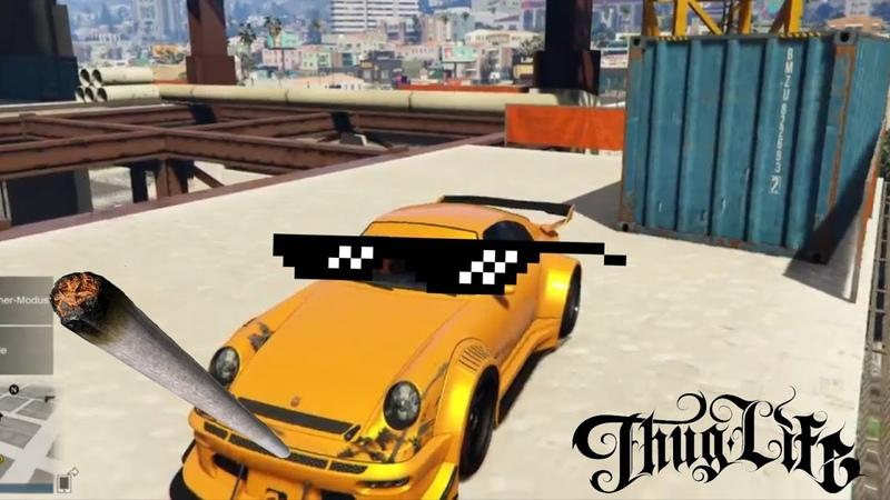 GTA 5 Thug Life | Фейлы, Трюки, Эпичные Моменты | Приколы в GTA 5 15