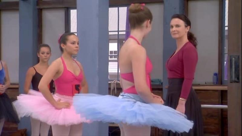 Танцевальная академия. 1-я серия (Австралия)