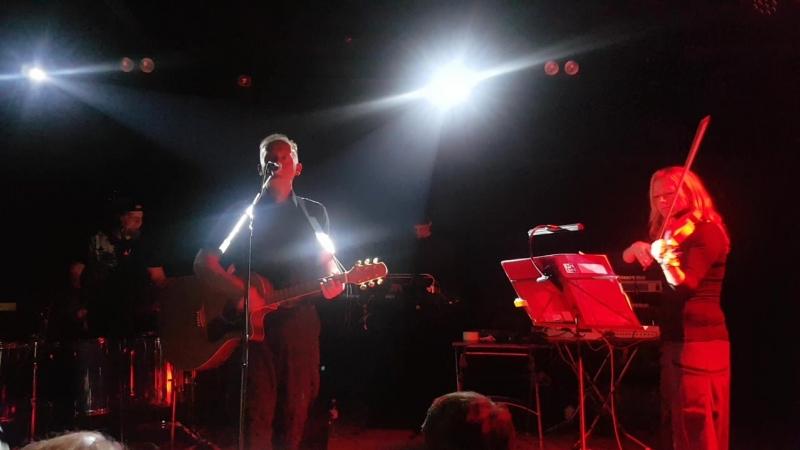 Darkwood - Forgotten Beauty (live, СПБ, клуб Сердце, 12.10.18)