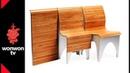 NHỮNG SÁNG TẠO TIẾT KIỆM KHÔNG GIAN KHÔNG THỂ TUYỆT VỜI HƠN CHO NGÔI NHÀ BẠN P 1 Creative furniture