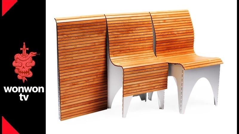 NHỮNG SÁNG TẠO TIẾT KIỆM KHÔNG GIAN KHÔNG THỂ TUYỆT VỜI HƠN CHO NGÔI NHÀ BẠN P.1, Creative furniture