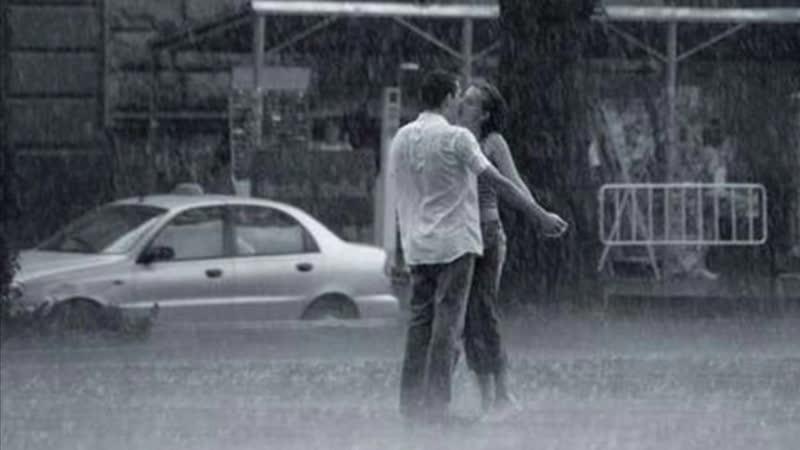 Львовский дождь !
