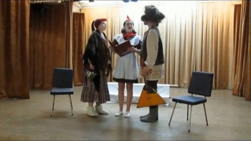 Старый Таз Театр Студия Карамболь
