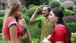 Rima Shamo & Aleksandre Tamarashvili, Maria Kandelaki & Tamta Gasishvili | Jhoom Jhoom Ta Hun Main