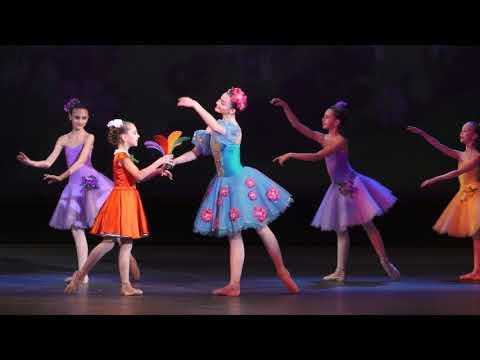 Балет: Цветик - семицветик. По мотивом сказки Валентина Катаева.