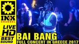 BAI BANG - Full Concert in Thessaloniki Greece 111117 8ball