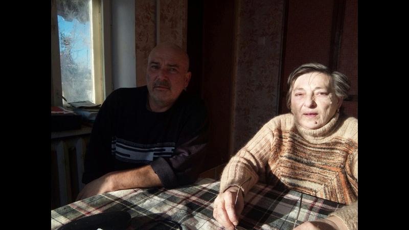 Разговор с газовщиками по поводу отключения газоснабжения у инвалидов в Кораблино