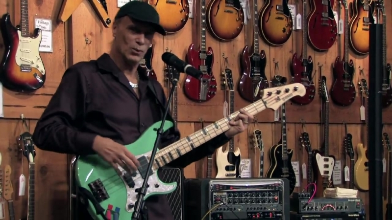 Billy Sheehan - Become a Better Bass Player