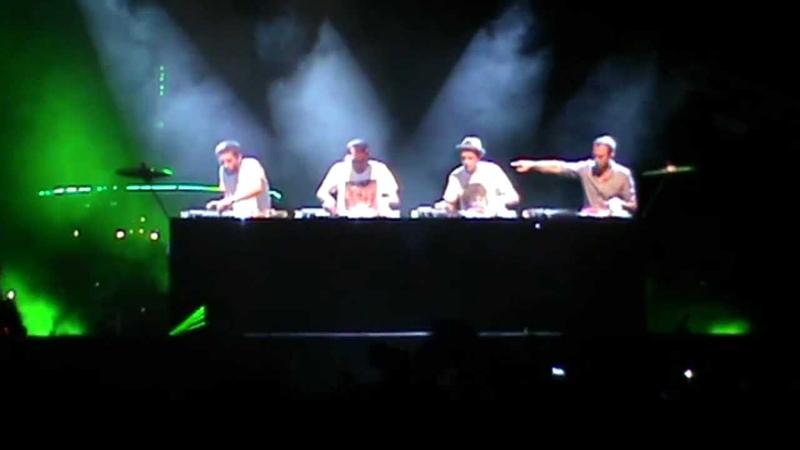 C2C The Beat - live