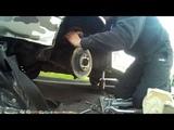 Быстрый тюненх: Замена передних колодок и тормозных дисков Lada Sport на ВАЗ 2112