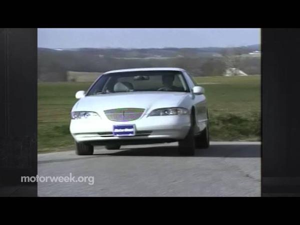 MotorWeek | Retro Review: '97 Lincoln Mark VIII LSC